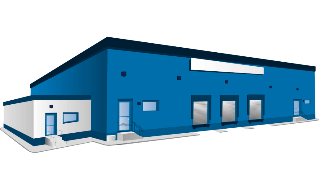 Industrial shed for rent in Chennai